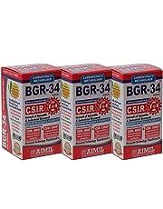 Aimil Carbohydrate Metaboliser BGR - 34 Tablets - (Pack of 3)