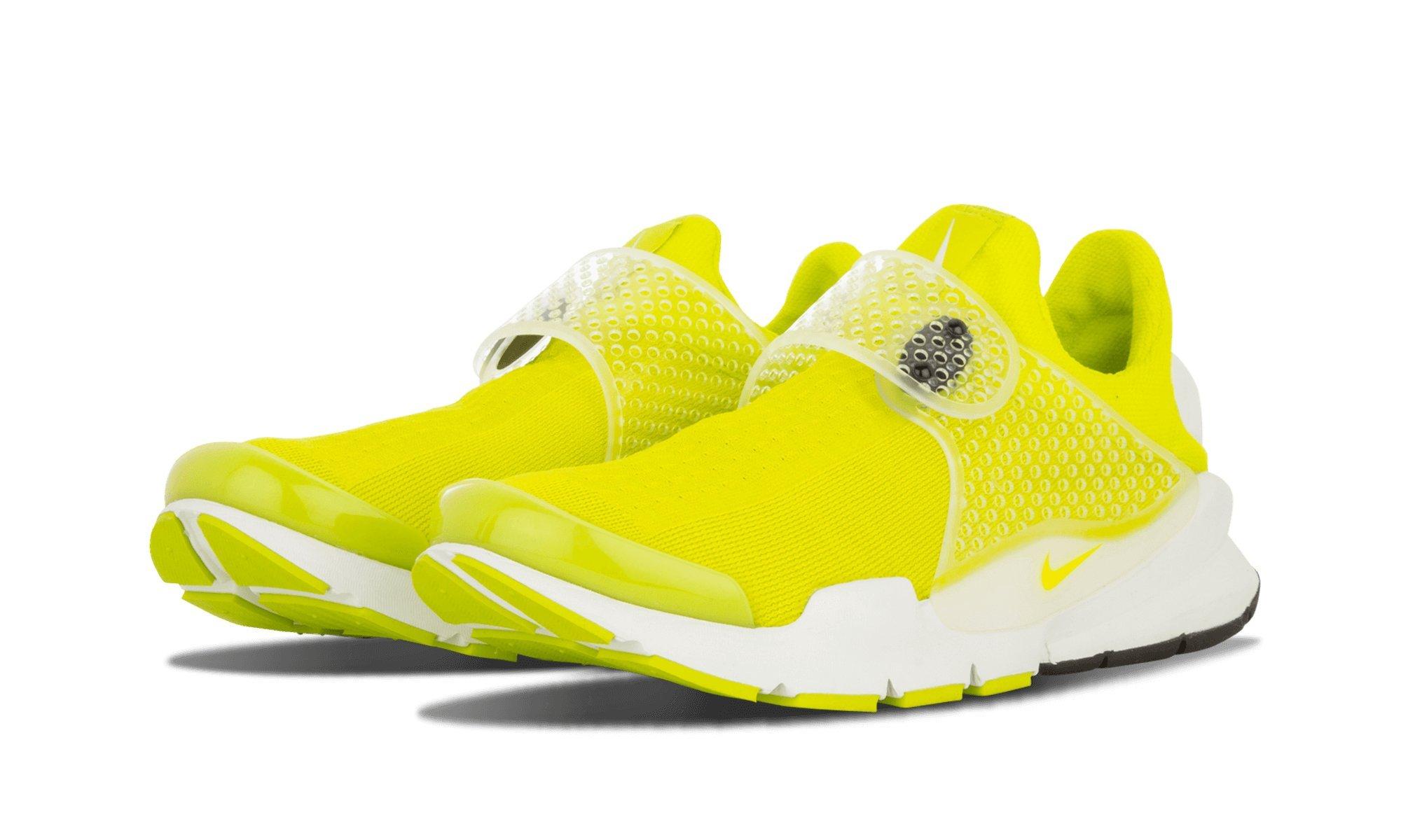 71HDt9YhIaL - Nike Men's Sock Dart SP Running Shoes - 686058 771