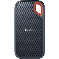 SanDisk Extreme SSD Portatile, Velocità di Lettura Fino a 550MB/s, 500 GB