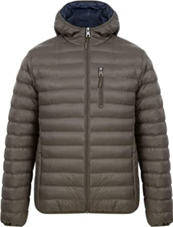 Tokyo Laundry Men's Talus Quilted Puffer Jacket