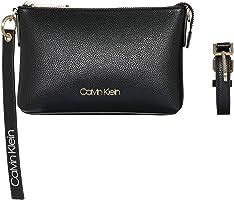Calvin Klein NEAT EW CROSSBODY BLACK (8719115060855)