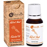 Naturalis Essence of Nature Carrot Seed Essential Oil for Skin Rejuvenation & Healthy Hair - 10ml