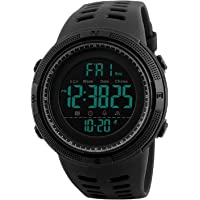 SKMEI Digital Black Dial Men's Watch