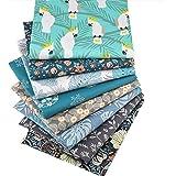 XiYee Tissus en Couture, Tissus en Coton pour Patchwork, Paquets de Tissus pour Patchwork et Patchwork de, Tissu au Metre Pat