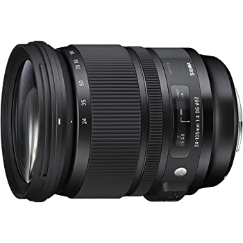 Sigma 24-105mm F4 DG HSM Lens for Canon