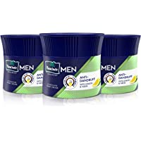 Parachute Advansed Men Hair Cream, Anti-Dandruff, 100 gm (Pack of 3)