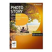 Transformez vos photos en diaporamas spectaculaires. Avec MAGIX Photostory Deluxe, redécouvrez vos meilleurs instants. Réunissez les clips et les photos de vos appareils numériques, caméscopes et smartphones! Avec le nouvel assistant Photostory, ...