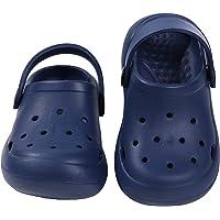 Beslip Kids Clogs for Boys and Girls Non Slip Garden Clogs Toddler Summer Beach Sandals