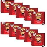 Saimaza Café Descafeinado Espresso 6 - 200 cápsulas de aluminio compatibles con máquinas Nespresso (R)* (10 Paquetes de 20 cá