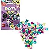 LEGO DOTS Accessori-serie1, Set di Elementi Decorativi DIY con 10 Sorprese,Kit Artistici per Bambini, 41908