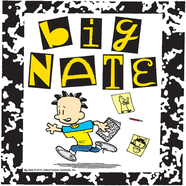 Big Nate (Issues) (21 Book Series)