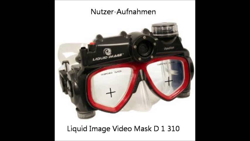 Liquid Image 310 Underwater Video Mask Camera: Amazon.es: Electrónica