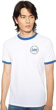 Lee Mens RINGER TEE Men's T-Shirts