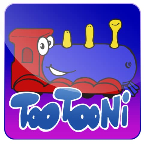 TooTooNi! for Toddlers & Kids (Eisenbahn Kreide)
