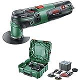 Bosch Multifunctioneel gereedschap PMF 250 CES (250 W, universele accessoireset, in SystemBox | maat S) - Amazon Editie