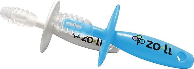 ZoLi Chubby Gummy Gum Massager (Blue/White)