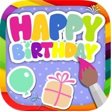Créez des cartes d'anniversaire