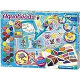 Aquabeads (perline ad acqua)- Deluxe Studio, Perle 1320 / Col 24 Abalorios para Pulsera, Multicolor (30949-AQU)