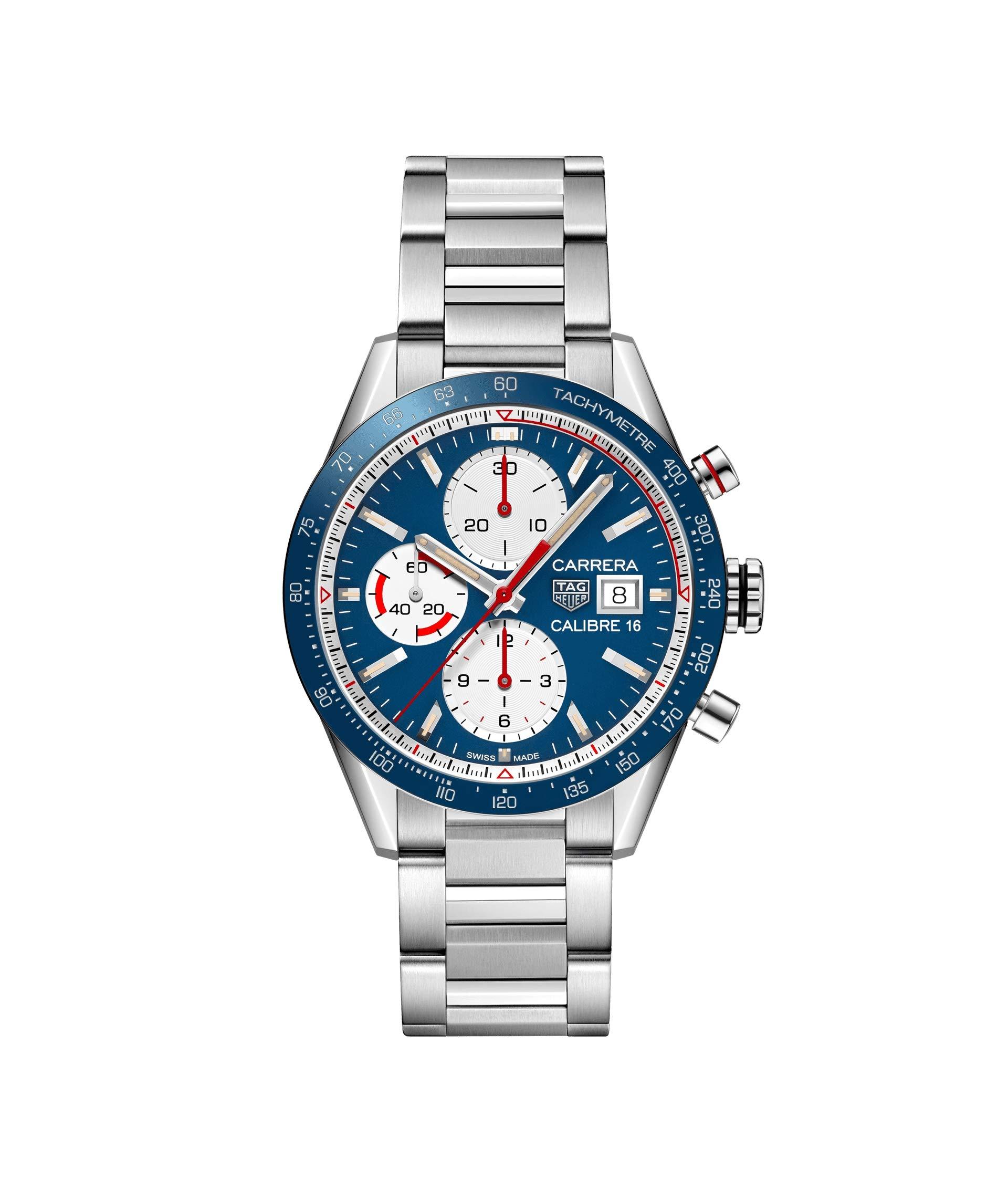 6633addcdeaa TAG HEUER - Reloj Carrera - CV201AR.BA0715 - DE RELOJES