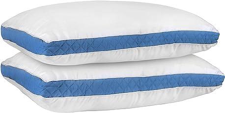 Cloth Fusion Premium Gusseted Pillows