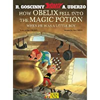 How Obelix Fell into the Magic Potion (Asterix)