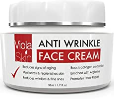 POWERFUL AgeDefying Face Cream with Matrixyl 3000 Reduces Signs Of Ageing Vitamin C Hyaluronic Acid