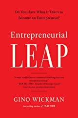 Entrepreneurial Leap: Do You Have What it Takes to Become an Entrepreneur? Hardcover