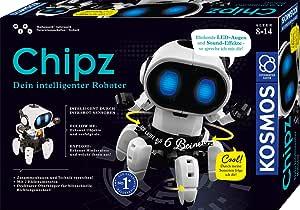 KOSMOS - Chipz - Dein intelligenter Roboter, mit 6 Beinen