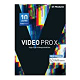 MAGIX Video Pro X – Jubiläumsversion 10 – Preisgekrönte Software für professionelle Videobearbeitung [Download]