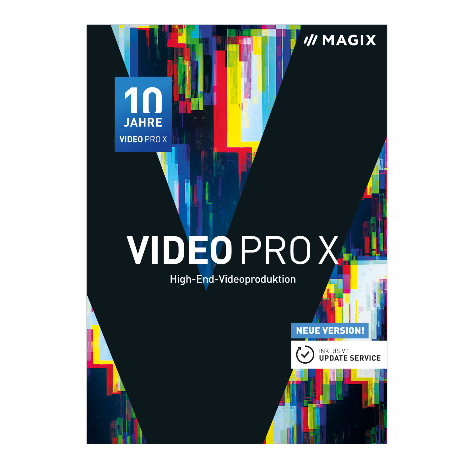 MAGIX Video Pro X - Jubiläumsversion 10 - Preisgekrönte Software für professionelle Videobearbeitung [Download]