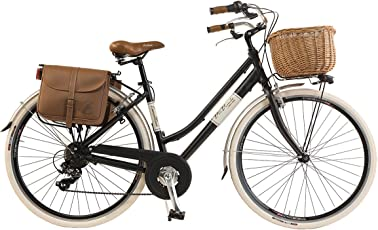 Via Veneto by Canellini Fahrrad Rad Citybike CTB Frau Vintage Retro Via Veneto Alluminium