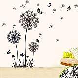GUANGMU Adesivi Murali da Parete Removibili Sticker Decorativi Parete Decorazioni per Camera da Letto, Soggiorno, La cucina,