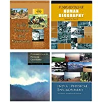 NCERT - GEOGRAPHY (NEW) CLASS 11-12 (INDIA:PHYSICAL ENVIRONMENT CLASS - XI, FUNDAMENTALS OF PHYSICAL GEOGRAPHY CLASS IX…