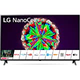 "LG NanoCell 55NANO806NA Smart TV 4K Ultra HD 55"", con Wi-Fi, Processore Quad Core, HDR 10, Nano Color, Local Dimming, FILMMAK"