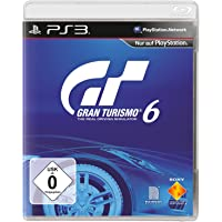 Gran Turismo 6 - Standard Edition - PlayStation 3 - [Edizione: Germania]