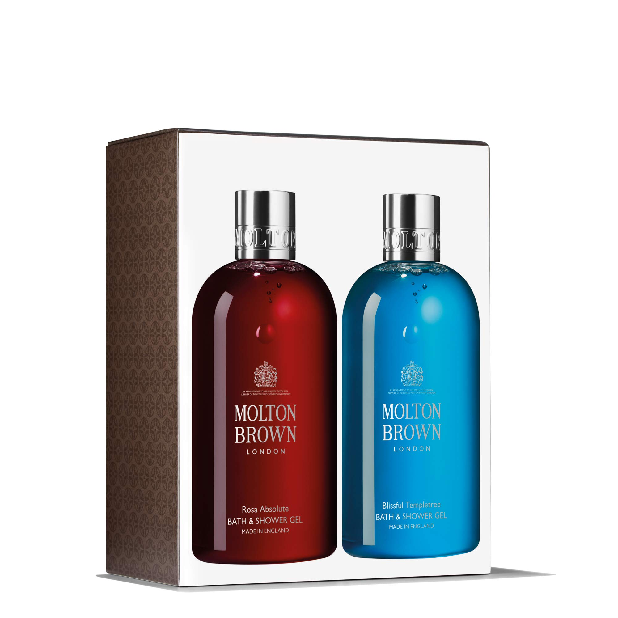 Molton Brown Floral Bath & Shower Gel Gift Set (2 x 300ml)