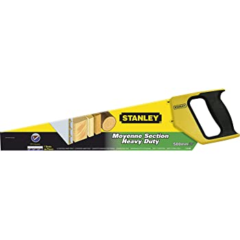 Stanley Univ Hp Hand Saw 20In 1 20 008