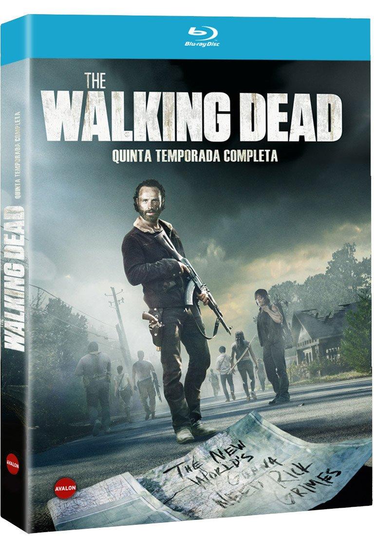 The Walking Dead - Temporada 5 [Edizione: Spagna]