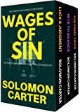 WAGES OF SIN: The Private Investigator Crime Thriller Series Boxed Set (English Edition)