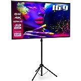 "ESMART Expert X-Type Ultralightweight Statywu Ekran 200 x 112 cm (90"") 16:9 | Kino domowe Projektor LCD LED | Szybki montaż |"