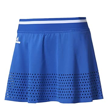 in stock 8126c ee144 Adidas Stella McCartney Barricade Tennis Skirt (Bold Blue, XS)