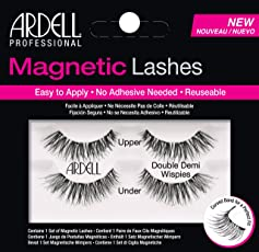 Demi Wispies: Ardell Professional Magnetic Double Strip Lashes, Demi Wispies