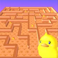 My Little Maze Duck Magical World Runners: Amazing 3D Arcade Harmony Quest and Fun Adventure
