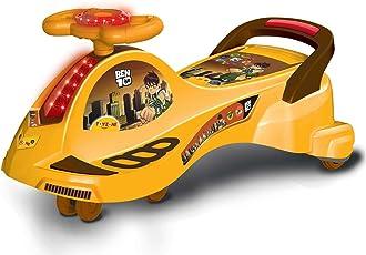 TOYZONE BEN10 City Free Wheel Magic Car
