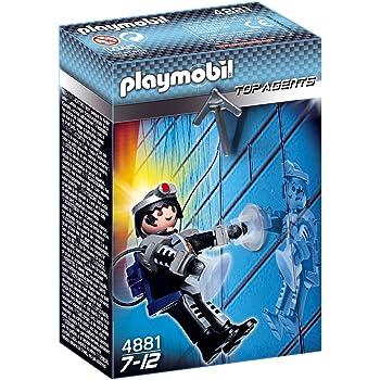 Playmobil - 4881 - Jeu de construction - Agent Secret