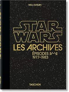 Star Wars Le Coffret Culte Les Archives Inedites Amazon Fr Collectif Livres