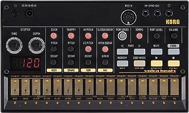 Korg VOLCA BEATS Analog Drum-Maschine