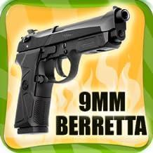 Armas: pistola 9mm Berreta