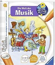 tiptoi® Die Welt der Musik (tiptoi® Wieso? Weshalb? Warum?, Band 3)