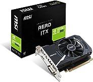 MSI VGA GeForce GT 1030 AERO ITX 2G OC GT1030 2GB GDDR5 64b DX12 PCIE 3.0 x16 (1xHDMI 1xDVI)